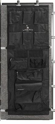 Liberty's Door Panel Organizer Pistol Kit 20-23-25 Gun Safe Vault Accessories
