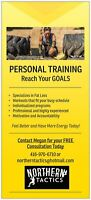 Personal Training Services