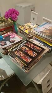 Hundreds of old vinyl records for sale! Torrensville West Torrens Area Preview