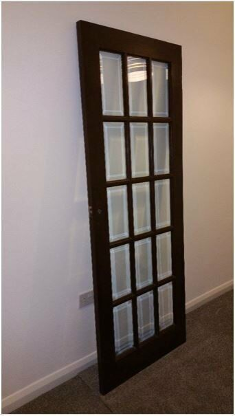 Internal Glass Panel Door For Sale In Coventry West Midlands