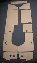 VW KOMBI 68-79 INTERIOR PANEL DELUXE SET 11 PIECE VOLKSWAGEN BAY Merewether Newcastle Area Preview
