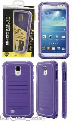 Body Glove Shocksuit Rugged Case For Samsung Galaxy S4 S-...
