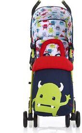 Cosatto Monster pushchair/stroller