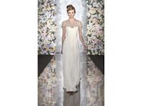 *Beautiful embellished wedding dress. Brand new, size 12 *