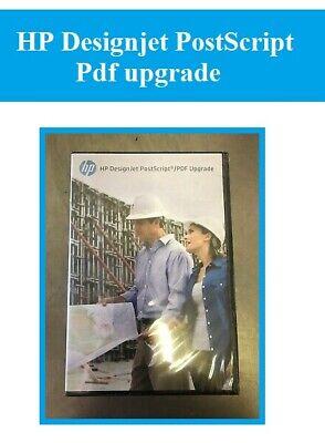 Hp Designjet Postscriptpdf Upgrade Kit C0c66a