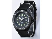 COOPER SUBMASTER PVD SAS SBS MILITARY DIVERS WATCH