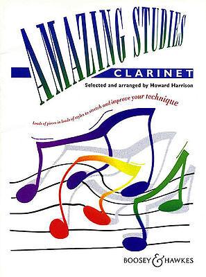 Amazing Studies Clarinet Boosey & Hawkes