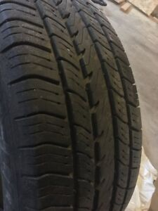 P205/60/R15 single TIRE ALL SEASON