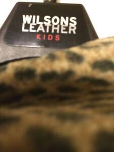 Wilsons Leather Winter Coat REAL Leather ONLY $50! London Ontario image 4