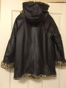 Wilsons Leather Winter Coat REAL Leather ONLY $50! London Ontario image 2