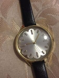 Black Womens Watch ONLY $15 Worn Very Little! London Ontario image 3