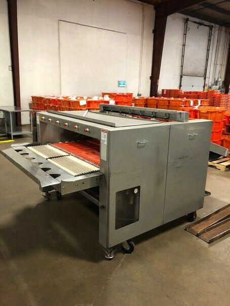 JC Ford 6 Row Corn Tortilla Counter Stacker
