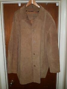 3XL Suede Jacket