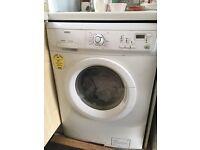 Zanussi Washing Machine White