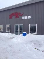 RHINO TRAILERS REQUIRES FULL TIME TRAILER ASSEMBLERS