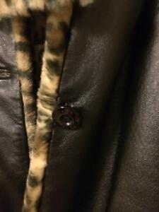 Wilsons Leather Winter Coat REAL Leather ONLY $50! London Ontario image 7