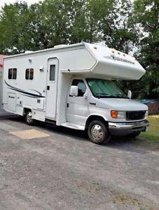 Ford Adventurer 220RB for rent      $180CAD