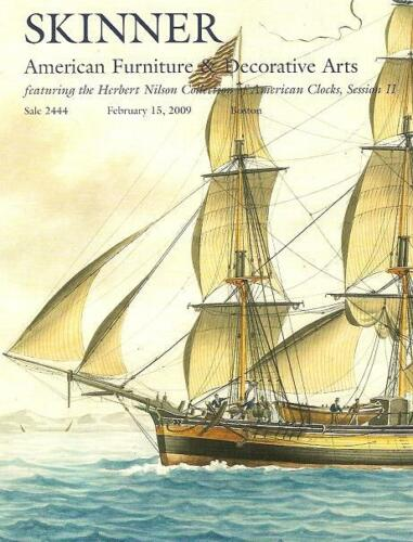 Skinner / American Furniture Folk Decorative Art & Clocks Auction Catalog 2009