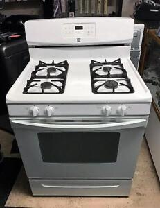 White Gas Stove Excellent Condition Delivery Available