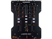 Allen and Heath Xone 23C DJ mixer for sale