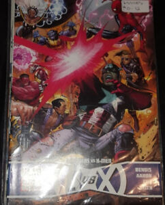 avengers vs x-men comics issues 0-12