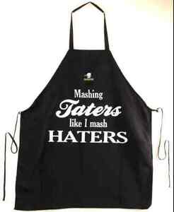 Mash Haters Like Taters Apron Epic Meal Time