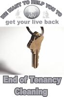 EMPTY SPACE CLEANING (Specialists in End of Tenancy Cleaning)