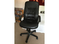 IKEA high backed office chair