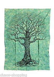 Wandtuch Tagesdecke Überwurf Classic Tree