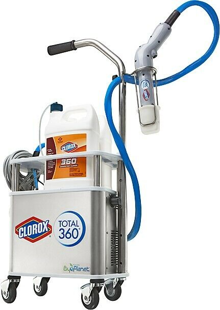 Clorox Total 360 Electrostatic Sprayer (no chemicals included) LOCAL PUCKUP