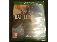 Battlefield 1 XBOX ONE brand new sealed unopened