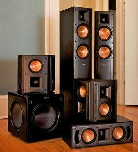 Pioneer / Klipsch Home Theater System
