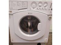 Built in washing machine Hotpoint
