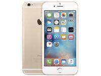 iPHONE 6 PLUS 16GB, SHOP RECEIPT & WARRANTY, GOOD CONDITION