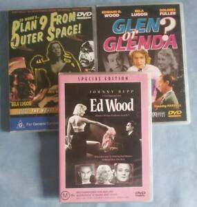 Ed Wood Movie Collection Moorooka Brisbane South West Preview