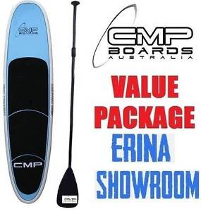 Stand Up Paddle Board SUP Package Paddle Leash 10 10'6 11'4 BLUE Erina Gosford Area Preview