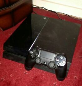 PlayStation 4 Console (500 GB) console & game bundle