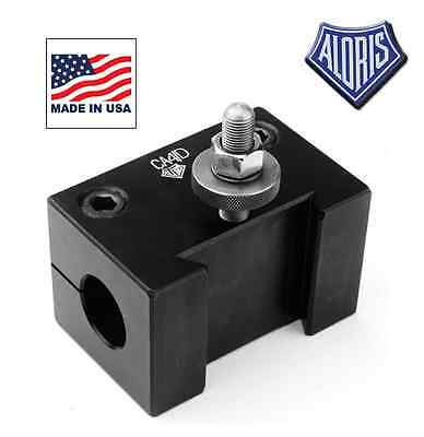 Aloris Ca-41d Quick Change Boring Bar Holder 1 12 Id