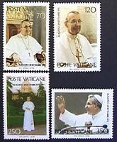 Vaticano 1978 Giovanni Paolo I Serie 4 Val.nuovi -  - ebay.it