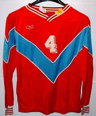 Cannon  Soccer Rugby   Team Gear jersey large  # 4  medium