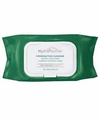 Hydropeptide HYDROACTIVE CLEANSE 30 wipes #da