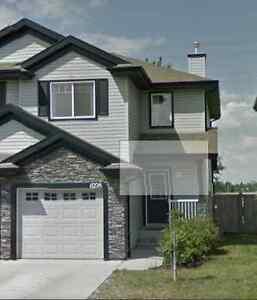 3Br 2.5 Wr Independent Duplex Site Edmonton Edmonton Area image 1
