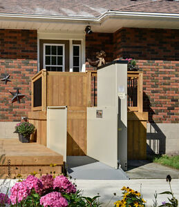 ACORN STAIR LIFTS / WHEELCHAIR LIFTS London Ontario image 6