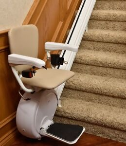Stair Glide with professional install, warranty Stair Lift
