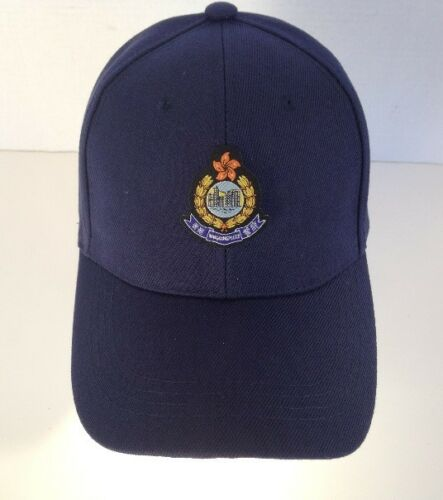 Cap #3 - H.K. Police(1997 - )w/color woven badge