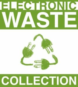 FREE eWaste Collection Event (September 1st-30th)