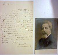 Lettera Manoscritto Con Autografo Benedetto Cairoli - 1862 Ca. -  - ebay.it