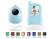 Baby camera and security monitor