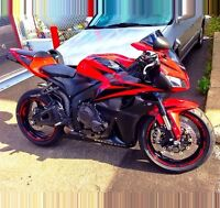2007 Honda CBR 600RR !! SHOWROOM CONDITION !!