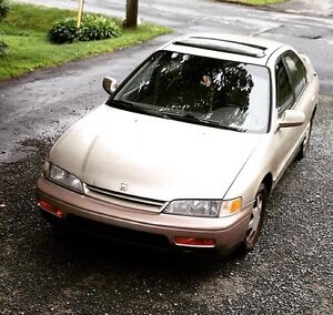 1995 Honda Accord EXR